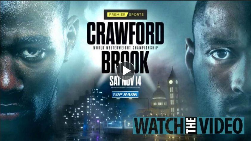 Terence Crawford vs Kell Brook fight reddit