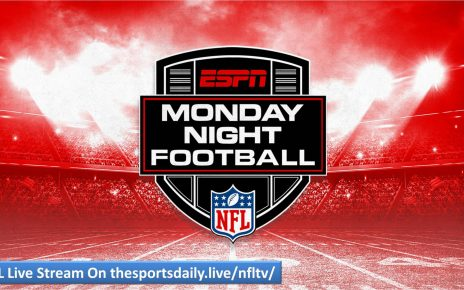 nfl monday night football live reddit