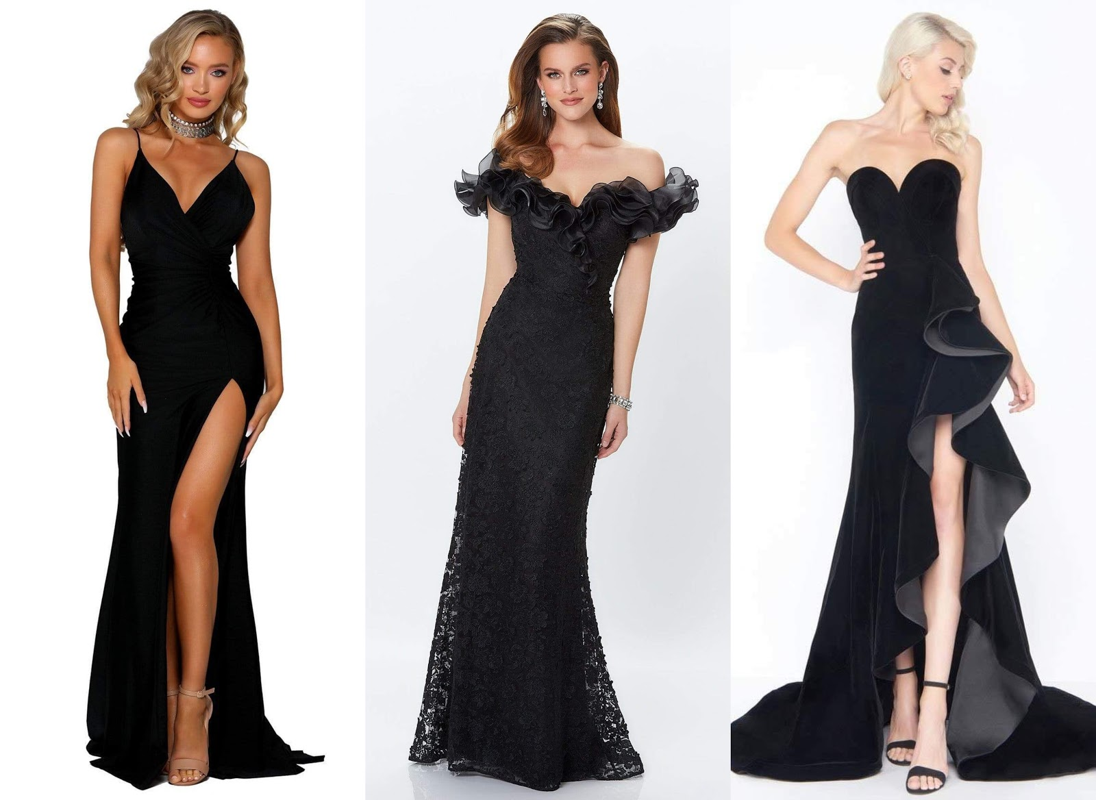 Black Dresses on Sale