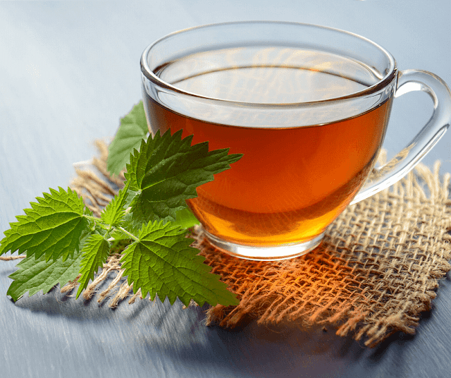 Organic Herbal Antioxidants