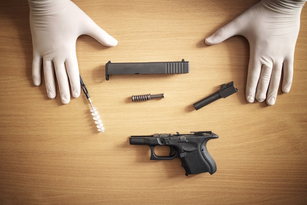 How To Maintain a Firearm