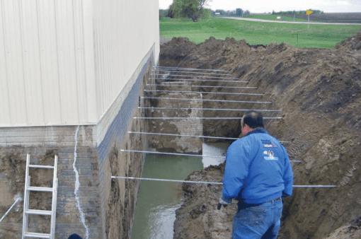 Basement Foundation Problems