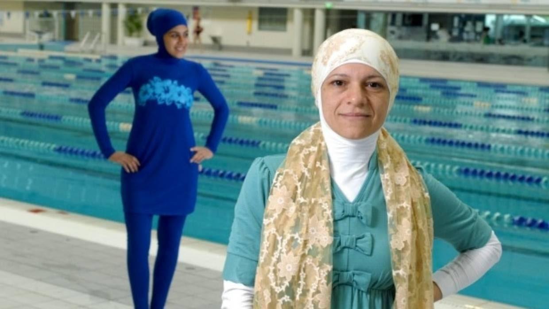 Sun Protective Swimwear