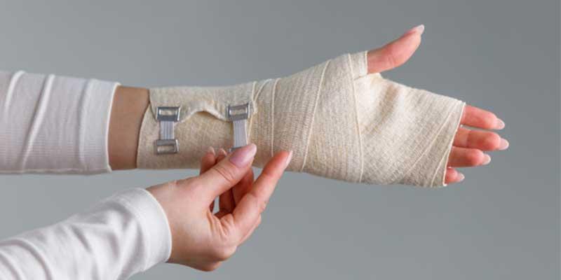 Crape Bandage
