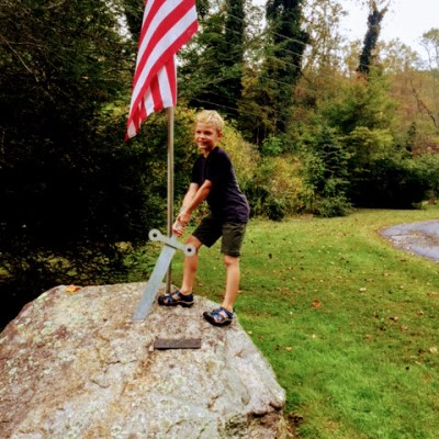 THE SWORD IN THE STONE – OR SHOULD WE OBSERVE VETERAN'S DAY?