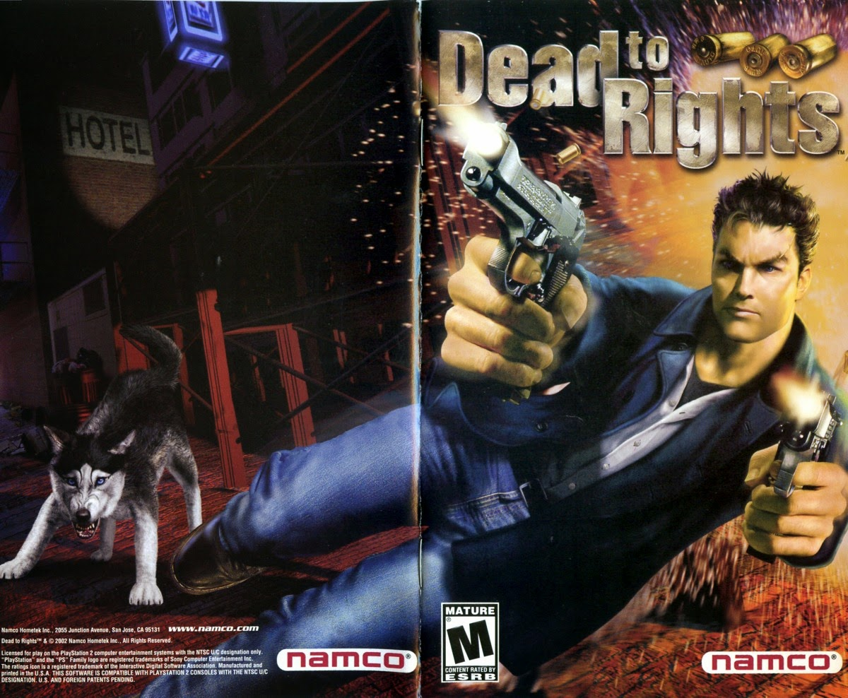 Dead To Right 2