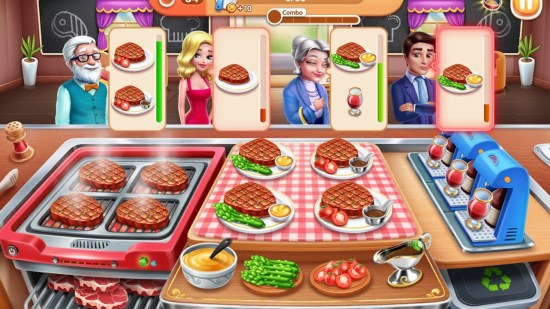 Cooking Games for Mac