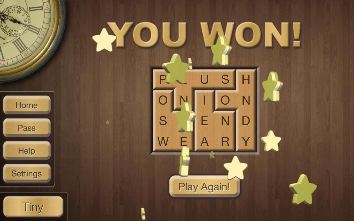 Word Jigsaw Best Scrabble Games for iPhone and iPad