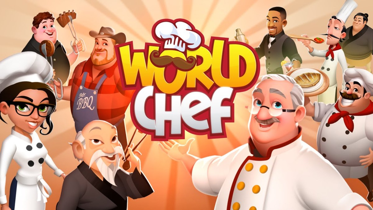 World Chef Cooking Games for Girls