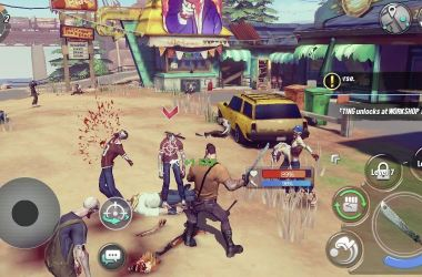 Zombie Games for iOS
