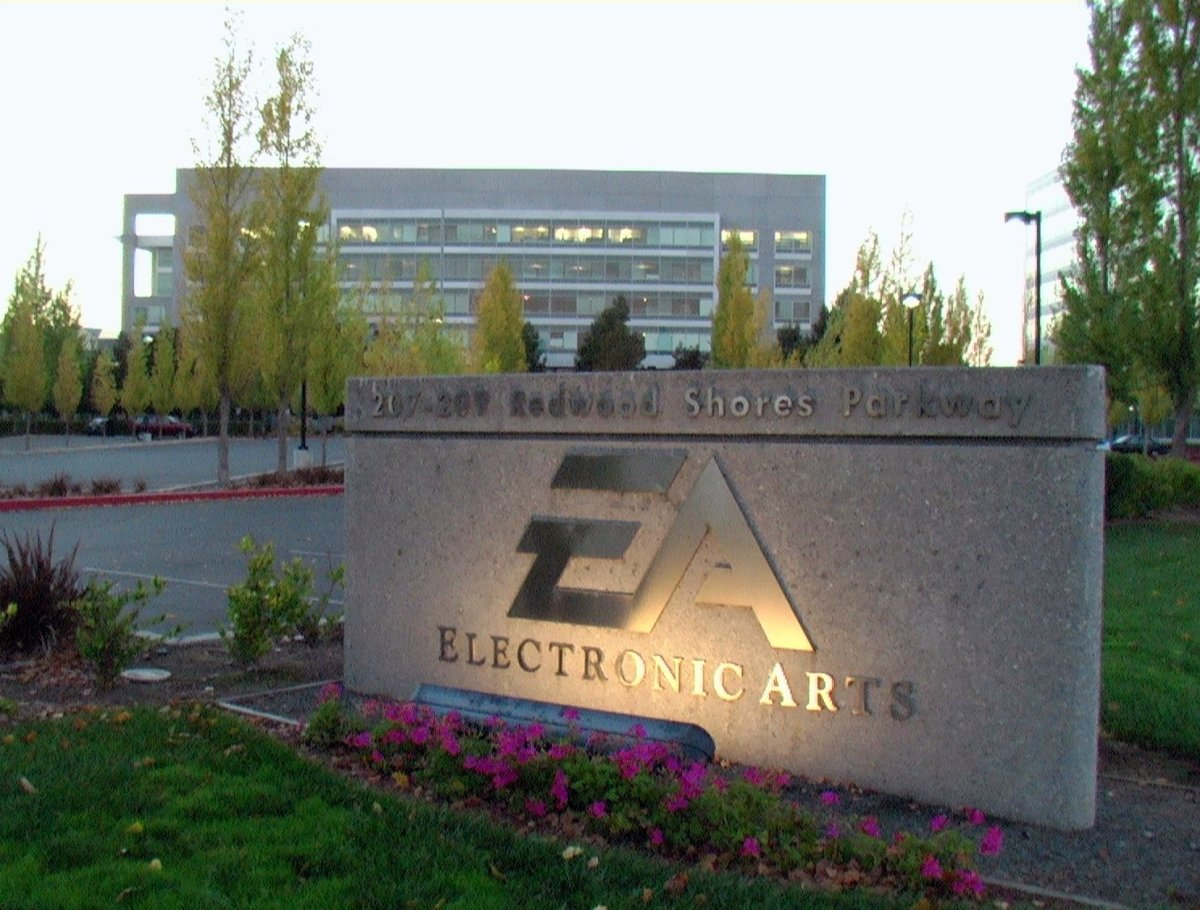 Electronic Arts Richest Game Companies