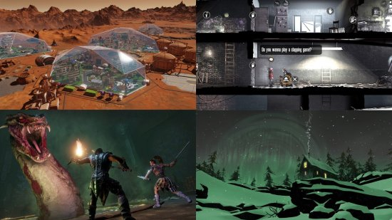 Survival Games for Xbox One
