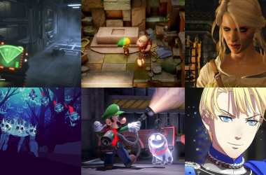 Nintendo Switch Games for Adults