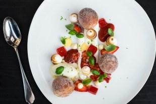 Strawberry doughnuts (2)