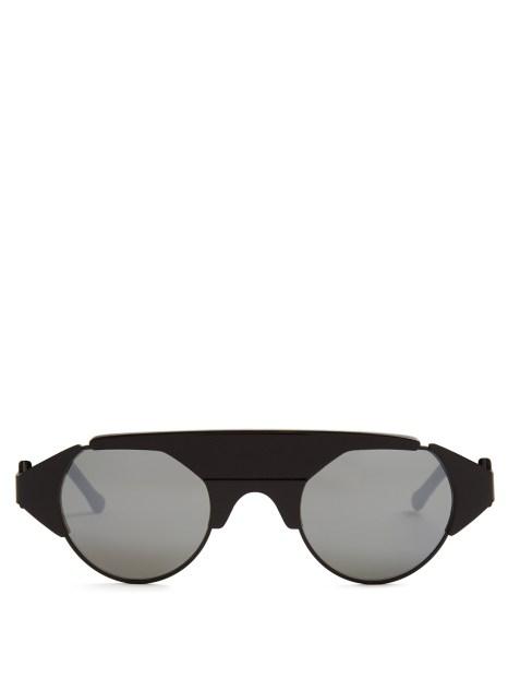 Loewe Futuristic Sunglasses