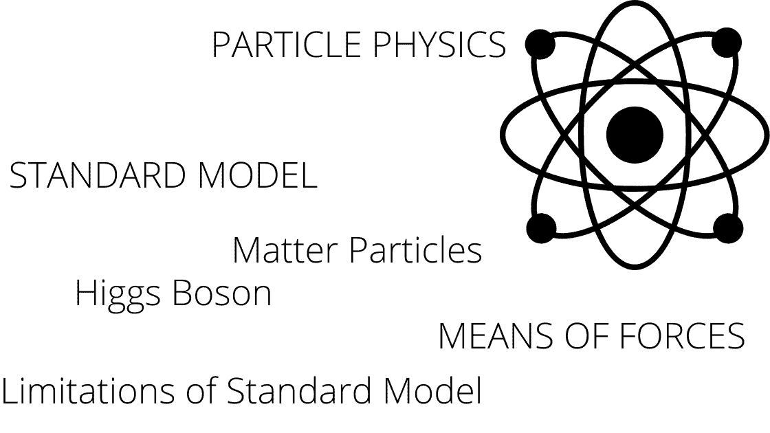 particle physics standard model