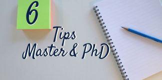 Tips Master dan PhD