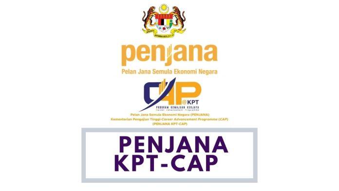 Cara Mendaftar dan Memohon Program Penjana KPT-CAP Untuk Graduan