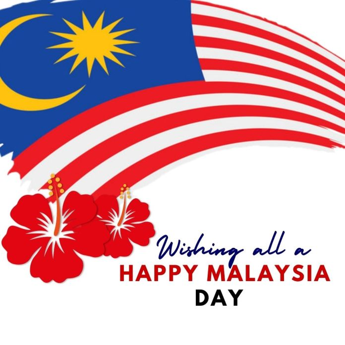 Happy Malaysia Day Wishes