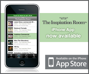 The Inspiration Room iPhone  App ad