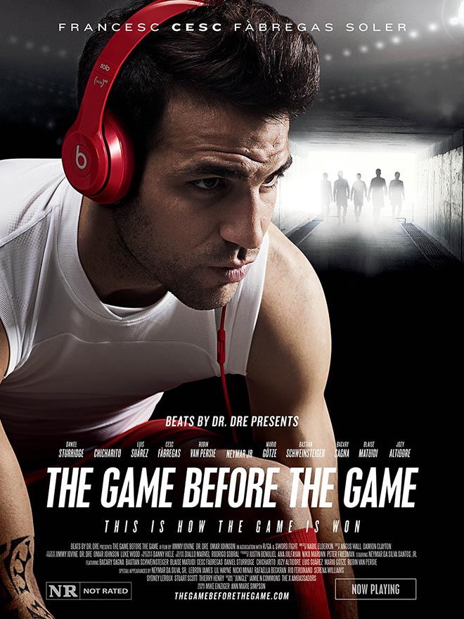 Beats by Dre Fabregas Game Before The Game