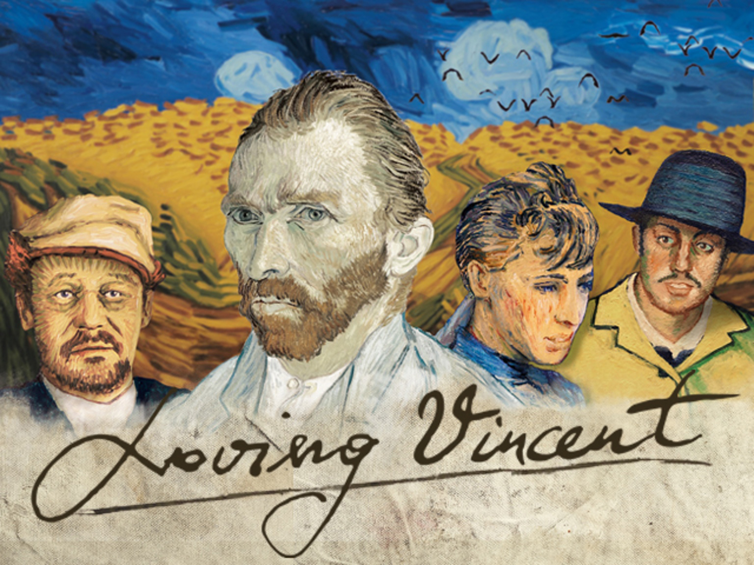 Image result for loving vincent