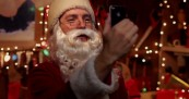 iPhone Facetime with Santa