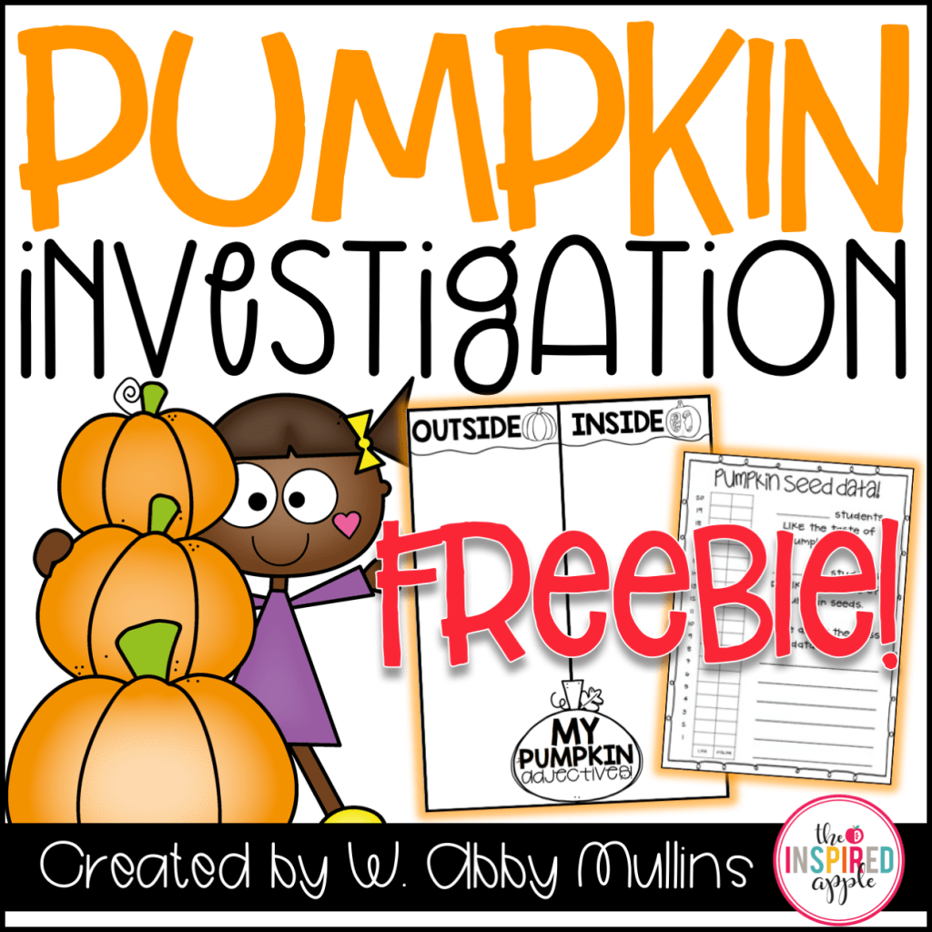 Ten Pumpkin Activities