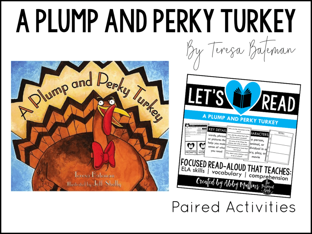 20 Thanksgiving Themed Picture Books And Activities