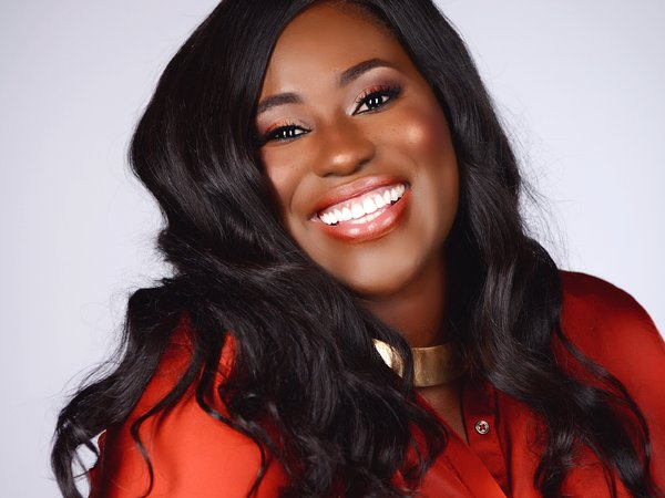Meet 'Amazing Grace' Singer, Tosin Oyelakin; Nigerian-born UK-based Gospel Artiste.