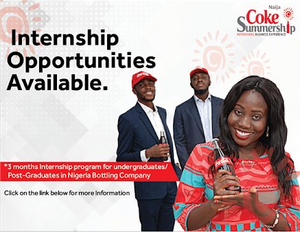 Naija Coke Summership for 2018
