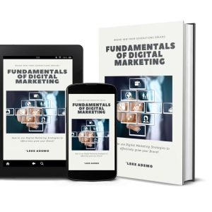 Fundamentals of Digital Marketing - Leke Ademo Mockup