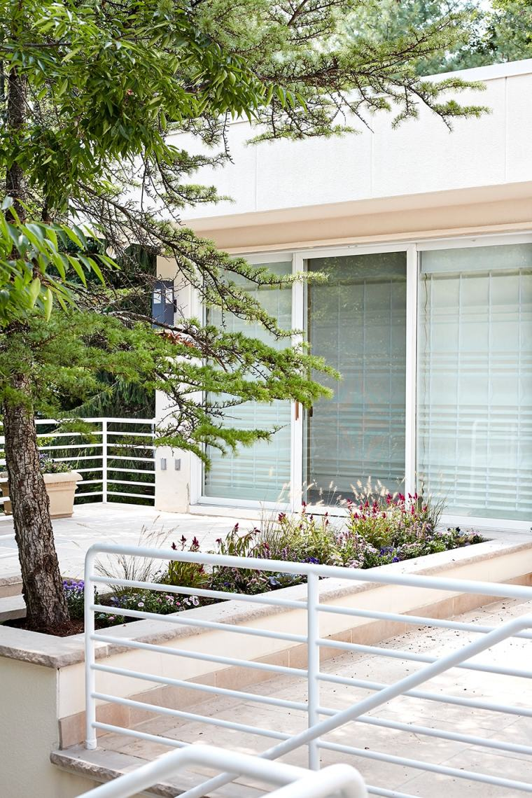 Fall European Garden client story Short Hills New Jersey