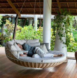 The perfect reading spot