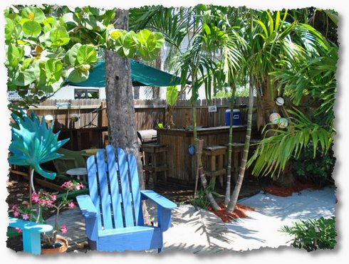Creating Your Own Tropical Backyard Vacation | The ... on Tropical Small Backyard Ideas id=55878