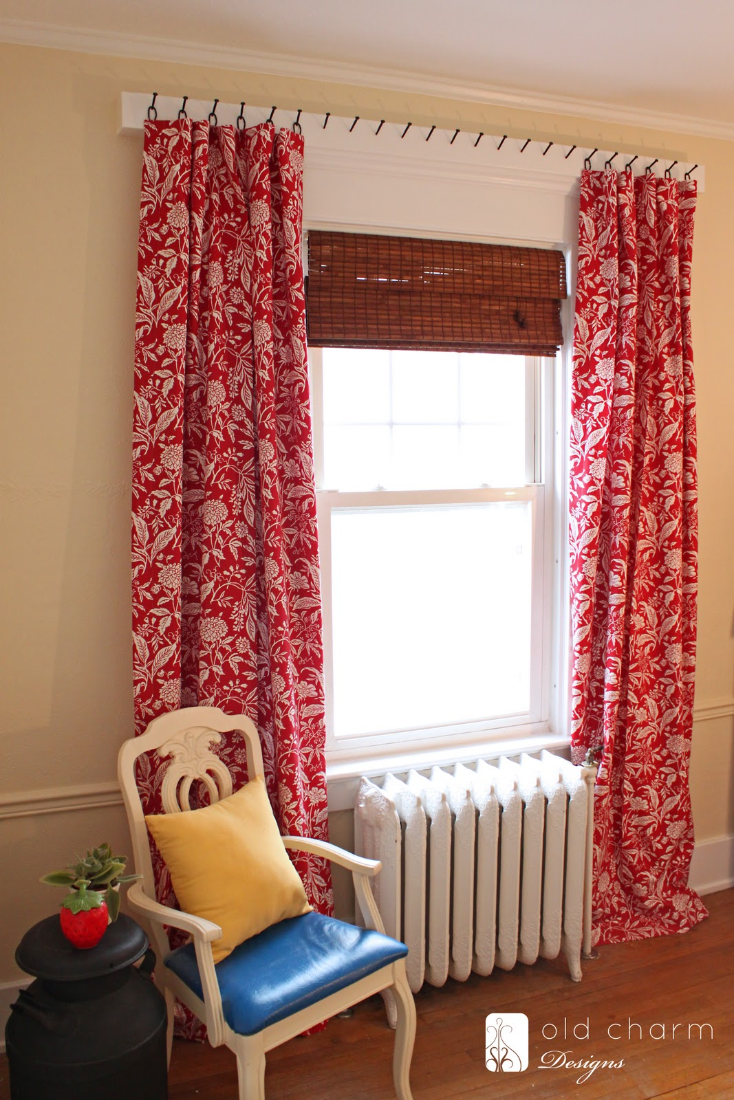 Curtains - The Inspired Room on Draping Curtains Ideas  id=41973