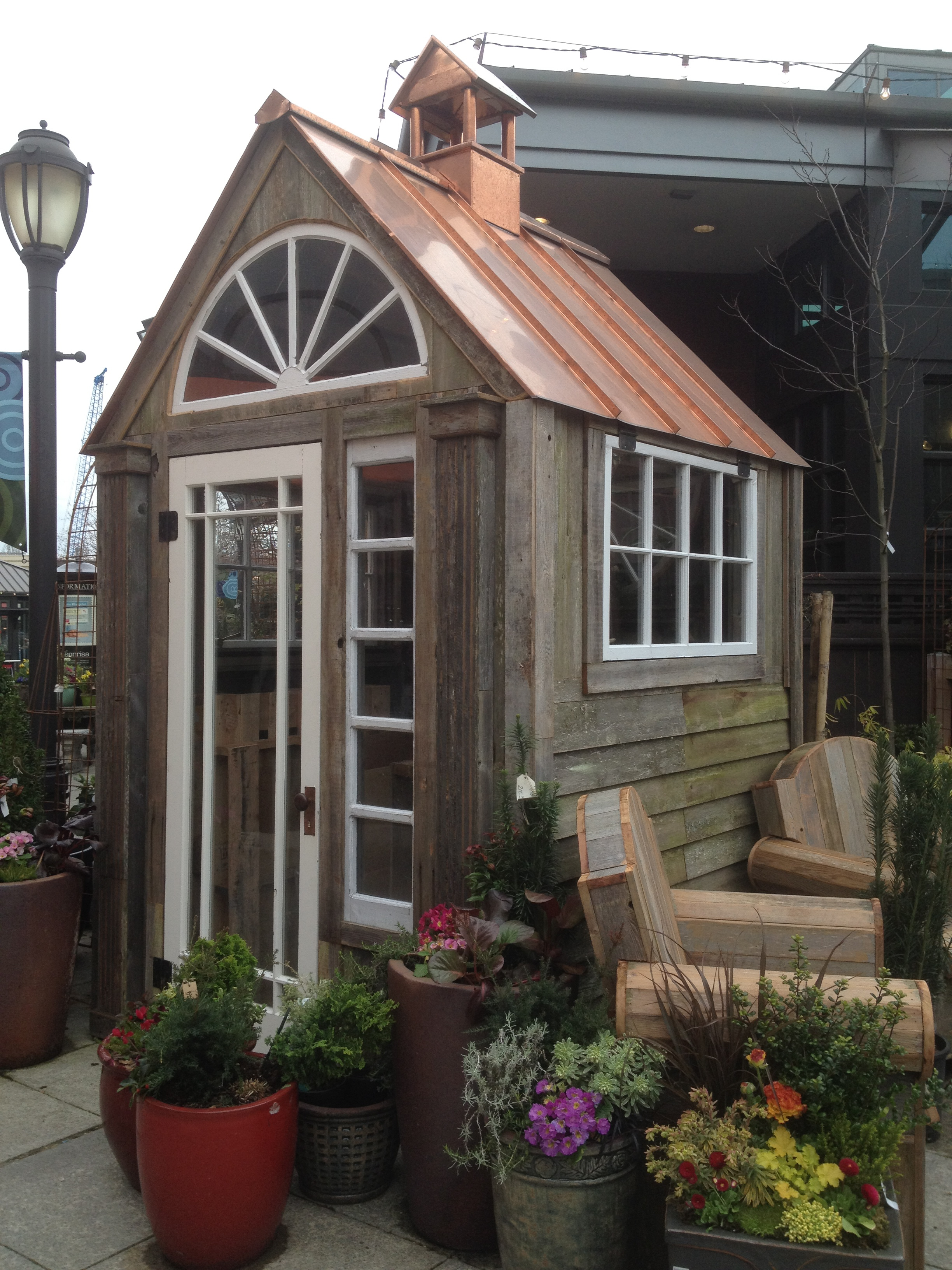 Brick Potting Shed Designs Iswandy