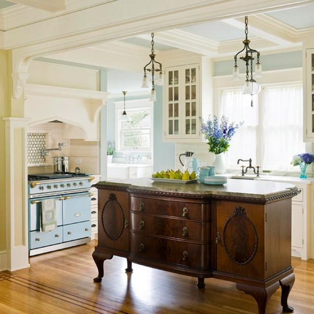 Image result for buffet used on kitchen island