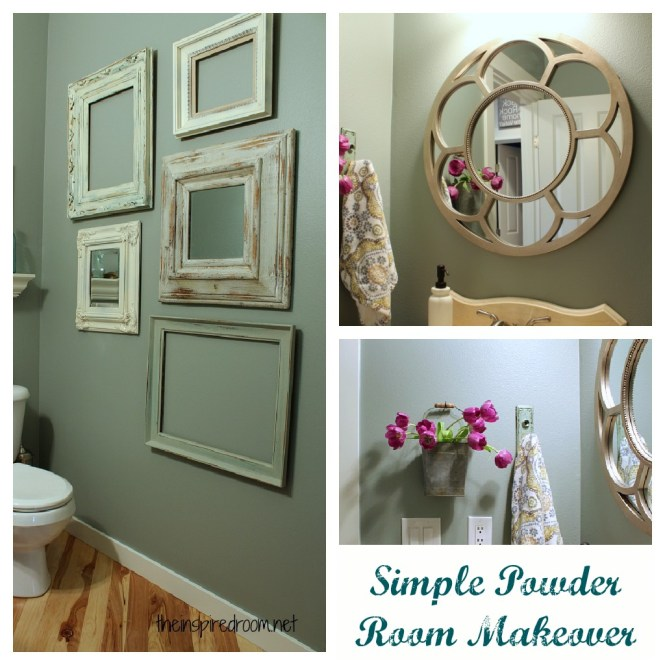 Small Powder Room Ideas To Inspire You On How Decorate Your 14