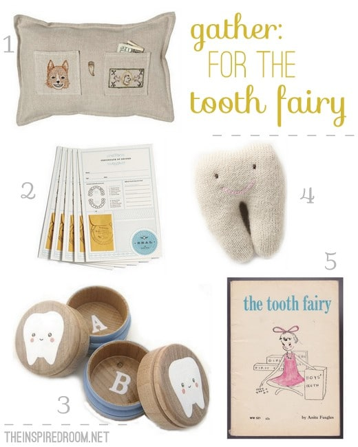 gather for the tooth fairy the