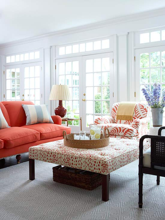A Calm Home  While Decorating with Color   Pattern    The Inspired Room A Calm Home  While Decorating with Color   Pattern