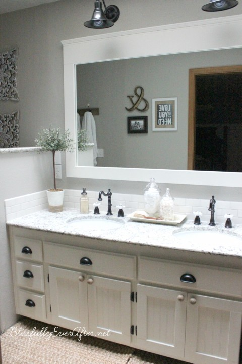 Home Decorating Ideas Before and After Room Makeover ... on Farmhouse Bathroom Remodel Ideas  id=91292