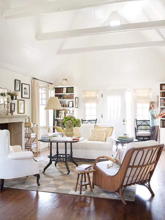 Contemporary Living Room By Pangaea Interior Design Portland Or