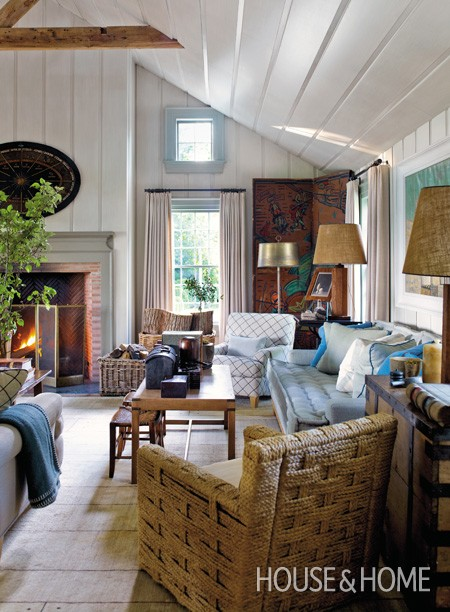 10 Tips For Styling Large Living Rooms Amp Other Awkward