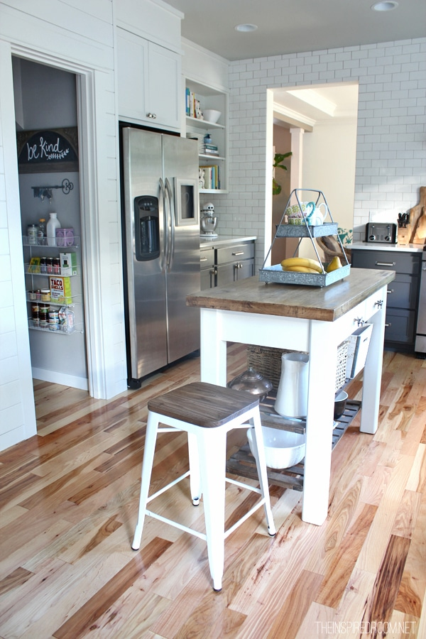 10 Reasons I Removed My Upper Kitchen Cabinets The