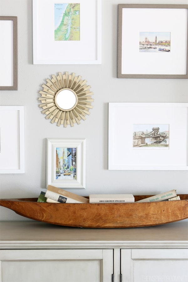 Decorating with an Antique Bowl   The Inspired Room Decorating with an Antique Bowl