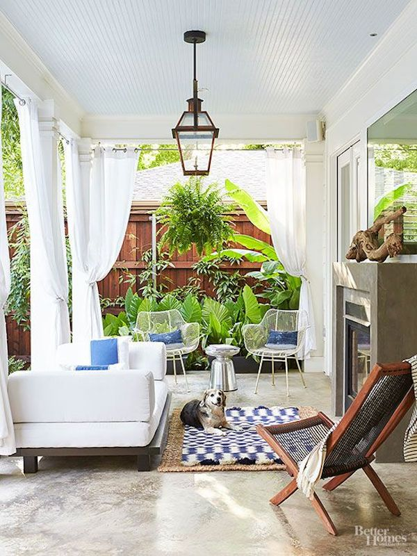 You Can Leave Furniture Outdoor Outside