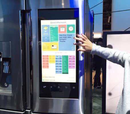 Samsung FamilyHub Refrigerator