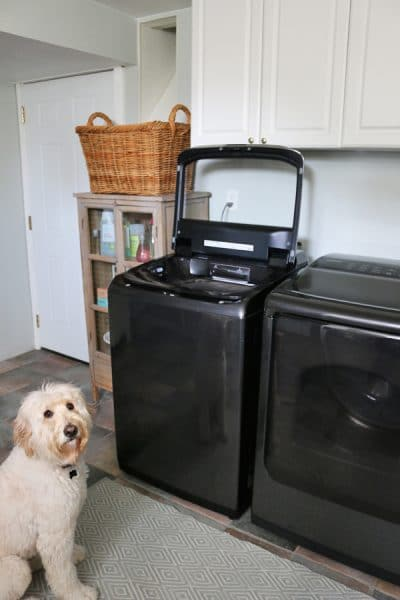 Samsung Active Wash - The Inspired Room Laundry Room