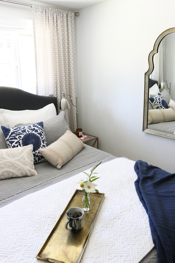 Small Bedroom Makeover: Before & After - The Inspired Room on Makeup Bedroom  id=25660